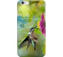 Sweet Success Hummingbird iPhone Case/Skin