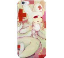 Pokemon: Mega Audino, let me heal you iPhone Case/Skin