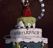 Beetlejuice by epitaph140
