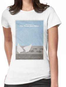 Der Himmel uber Berlin  Wings of Desire Womens Fitted T-Shirt