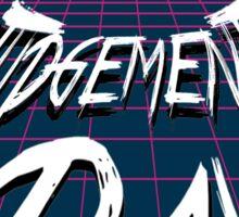 T2: Judgement Day Sticker