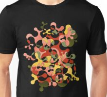 Colors for my black t-shirt Unisex T-Shirt
