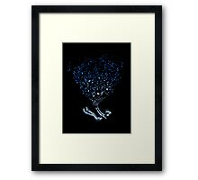 Universe of Sound Framed Print