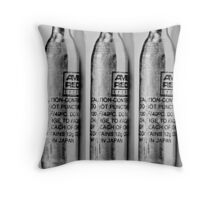 American Recorder Throw Pillow