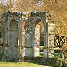 Slaugham Place Ruins by Paul Morley