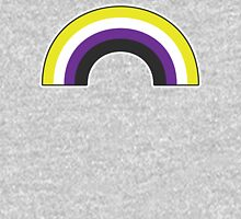 Non-Binary Rainbow Unisex T-Shirt