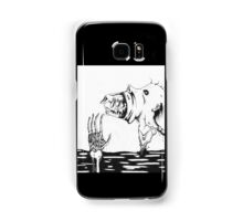 Discharging The Monster Samsung Galaxy Case/Skin