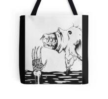 Discharging The Monster Tote Bag