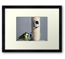 Is My Order Ready yet Framed Print