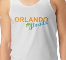 Orlando Florida - The Sunshine State Tank Top