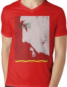 Music Mind... censored Mens V-Neck T-Shirt