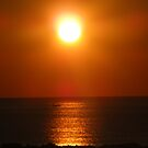 beautiful croyde sunset by harryland93