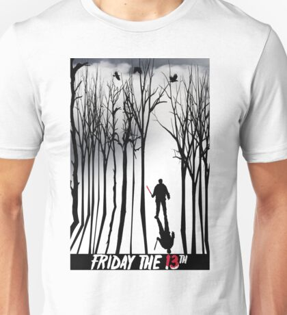 Friday in the Forest Unisex T-Shirt