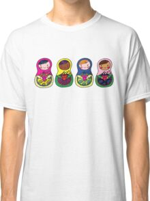 Love Russian Dolls - All Classic T-Shirt