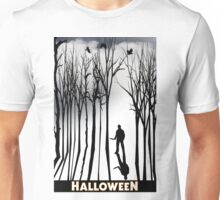 Halloween in the Frorest Unisex T-Shirt