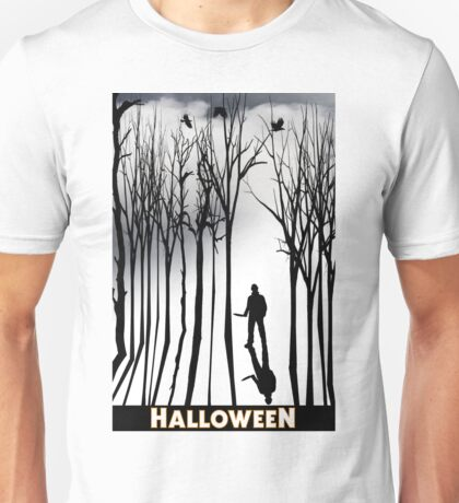 Halloween in the Frorest Unisex T-Shirt