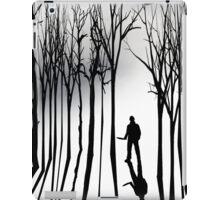 Halloween in the Frorest iPad Case/Skin