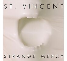 Strange Mercy- St. Vincent Photographic Print