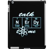 Talk Nerdy to me... iPad Case/Skin