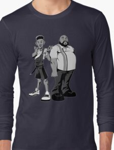 The Fresh Prince and Uncle Phil Long Sleeve T-Shirt
