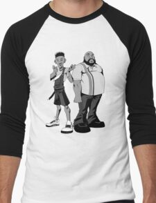 The Fresh Prince and Uncle Phil Men's Baseball ¾ T-Shirt