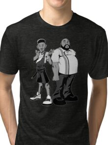 The Fresh Prince and Uncle Phil Tri-blend T-Shirt