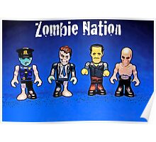 Zombie Nation! Poster