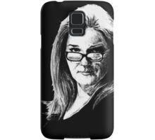Kate Mulgrew  Samsung Galaxy Case/Skin