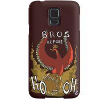 Bros Before Ho-ohs Samsung Galaxy Case/Skin