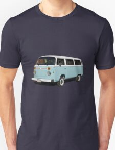 vintage blue van T-Shirt