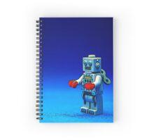 Robbie the Robot Spiral Notebook