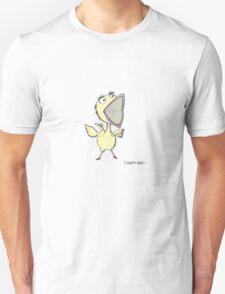 """Chirpy Bird """"The happy girl"""" T-Shirt"""