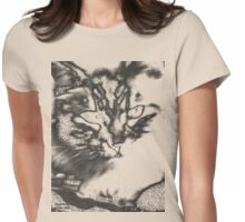 Nevada Stribling, age 17 Womens Fitted T-Shirt