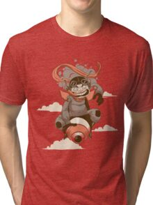 Crotch Rocket Tri-blend T-Shirt