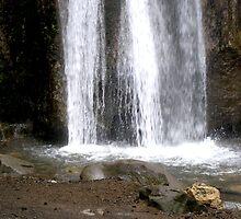 Nojoqui Falls County Park, Santa Ynez, California by Renee D. Miranda