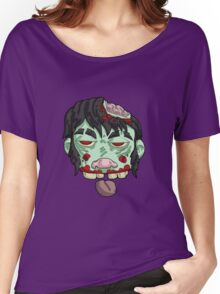 zombie music(less)... Women's Relaxed Fit T-Shirt