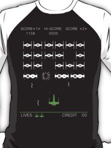 Star Wars Space Invaders! Retro Star Wars Shirt T-Shirt