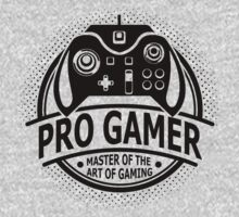 Pro Gamer - Master Of The Art Of Gaming One Piece - Long Sleeve