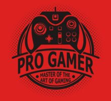 Pro Gamer - Master Of The Art Of Gaming Baby Tee