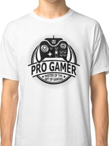 Pro Gamer - Master Of The Art Of Gaming Classic T-Shirt