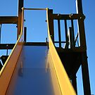 Up the Slide by Margybear