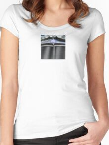 Ford Model A Madness 6 Women's Fitted Scoop T-Shirt