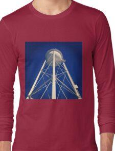 UC Davis Water Tower Long Sleeve T-Shirt