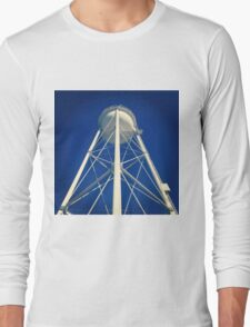 UC Davis Water Tower Long Sleeve T-Shirt