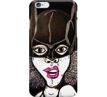 Bat Girl iPhone Case/Skin