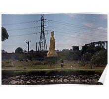 Maribyrnong wanders - Footscray (#2) Poster