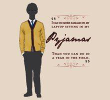Q- Pyjamas by Margybear