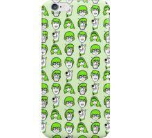 Scooby Doo Green Pattern iPhone Case/Skin