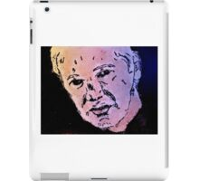 Julian Assange iPad Case/Skin