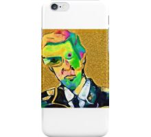 Guess who's coming to dinner? iPhone Case/Skin